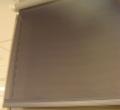 store enrouleur thermique Alu.NOIR L 45X H 180 cm