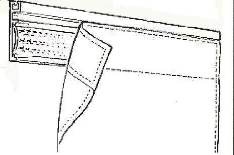 stores bateaux conseils stores tissu coton polyester lin taffetas soie. Black Bedroom Furniture Sets. Home Design Ideas